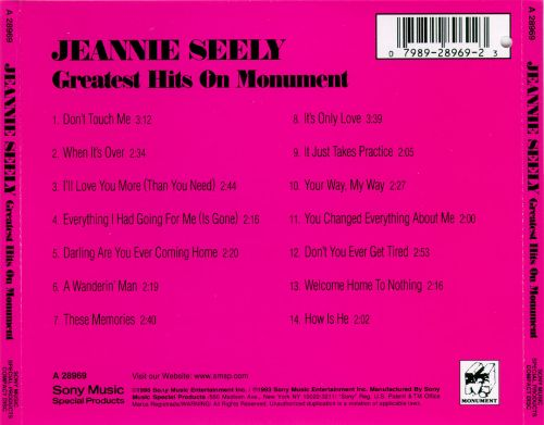 Greatest Hits on Monument