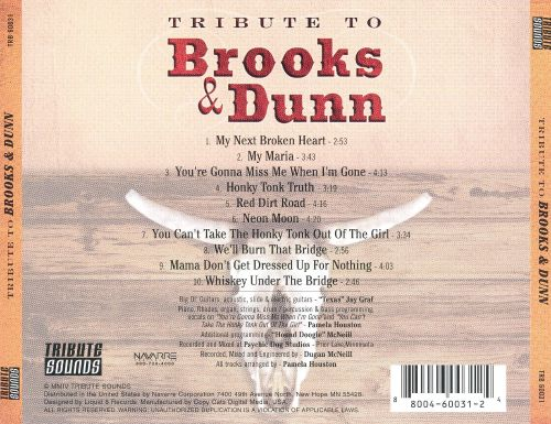 Tribute to Brooks & Dunn