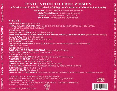 Invocation to Free Women