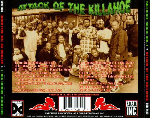 Attack of the Killahoe
