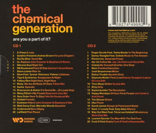 Chemical Generation