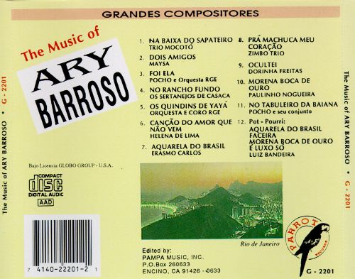 The Music of Ary Barroso