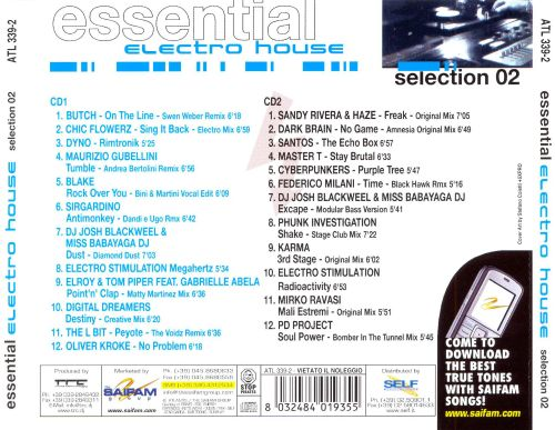 Essential Electro House Selection 02