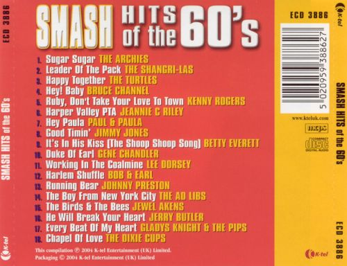 Smash Hits of the 60's