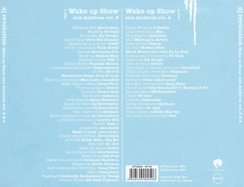 Wake Up Show: Mix Archives, Vol. 3-4