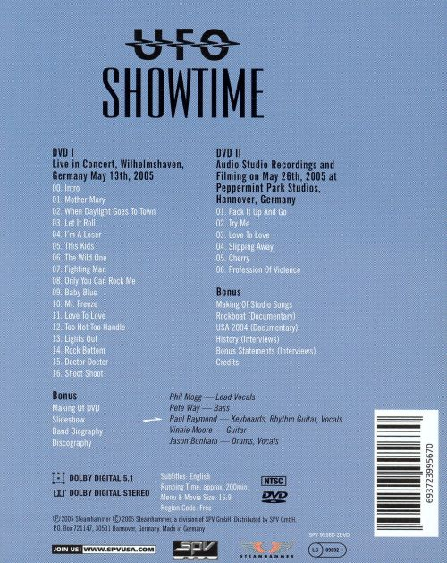 Showtime [DVD]