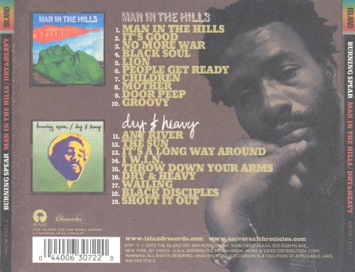Man in the Hills/Dry & Heavy