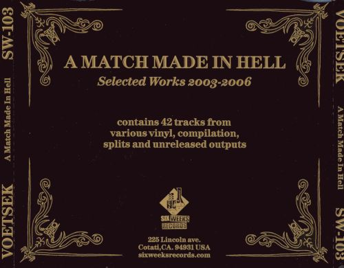 Selected Works: A Match Made in Hell