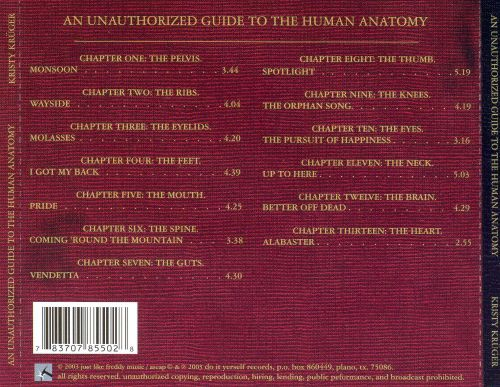 An Unauthorized Guide to the Human Anatomy
