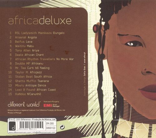 Africa Deluxe: African Chilled Beats