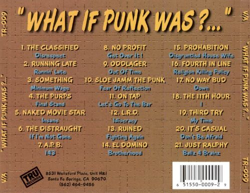 What If Punk Was