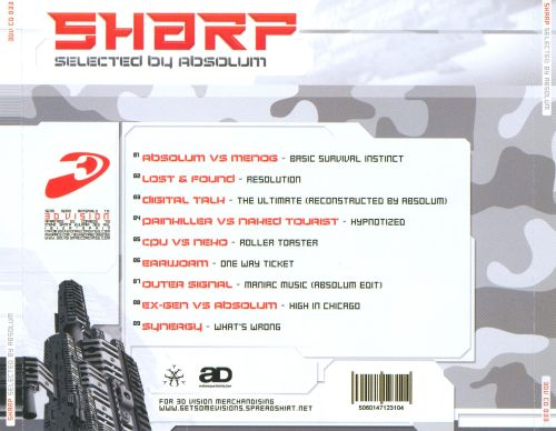 Sharp: Selected by Absolum