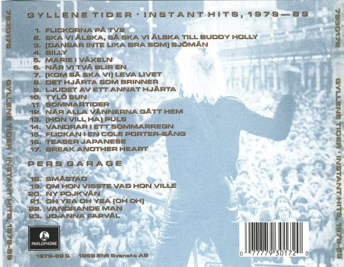 Instant Hits 1979-1989