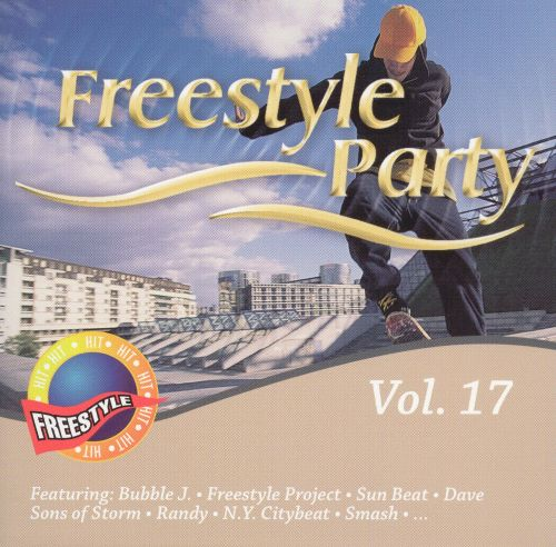 Freestyle Party, Vol. 17