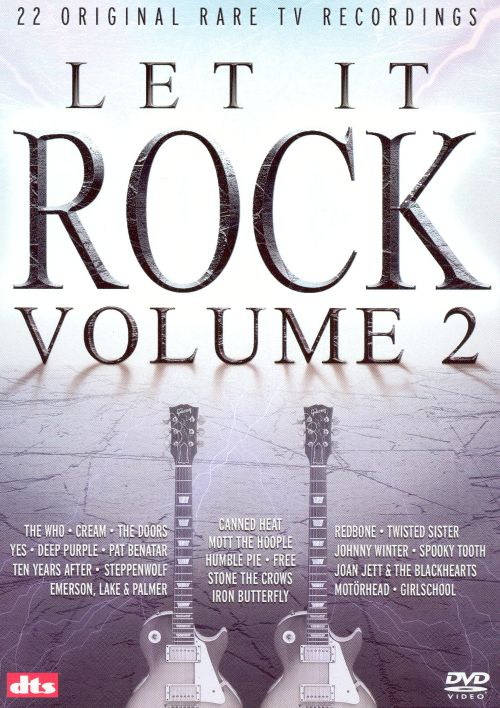 Let It Rock, Vol. 2 [DVD]