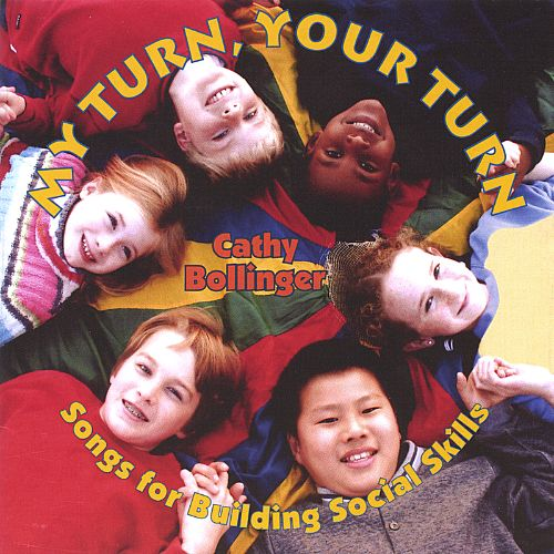 My Turn Your Turn: Songs for Building Social Skills