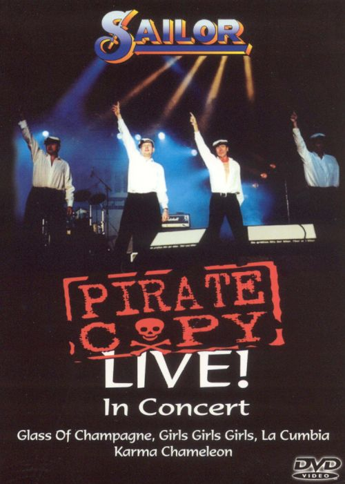 Pirate Copy: Live! In Concert [DVD]