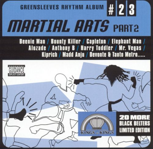 Martial Arts, Vol. 2