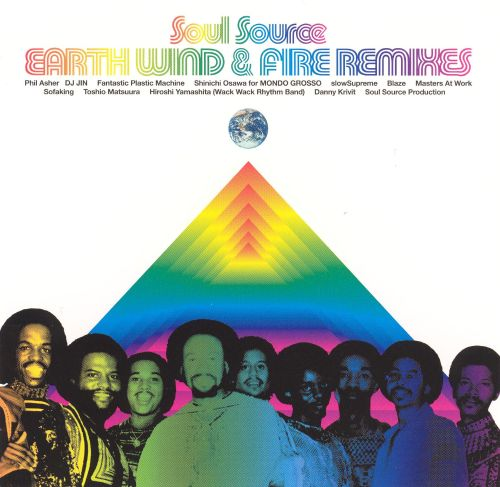 Soul Source: Earth Wind & Fire Remixes