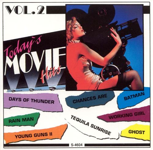 Today's Movie Hits, Vol. 2 [1994]