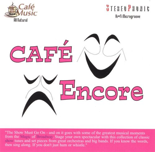 Cafe Music: Cafe Encore