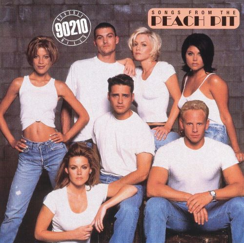 beverly hills 90210 songs from the peach pit original