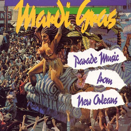 Mardi Gras Parade Music from New Orleans