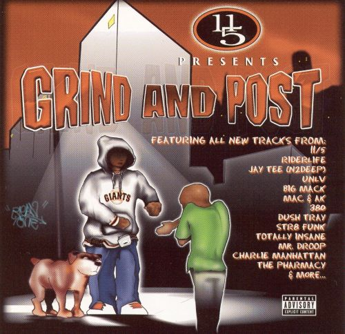 Taydatay Presents: Grind and Post