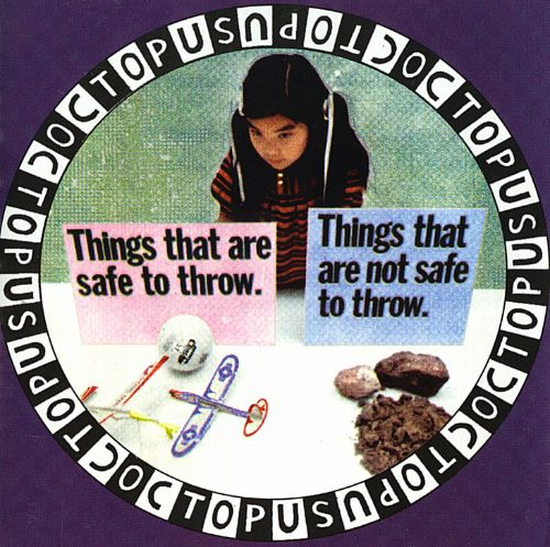 Things That Are Safe to Throw Things That Are Not Safe to Throw