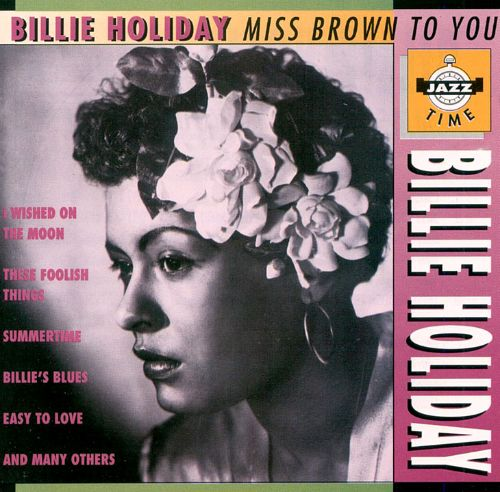 Miss Brown to You [Jazz Time]
