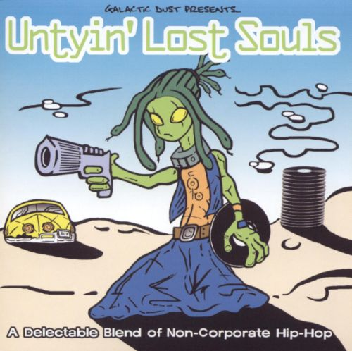 Untyin' Lost Souls: A Delectable Blend of Non-Corporate Hip-Hop