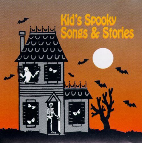 Kid's Spooky Songs & Stories
