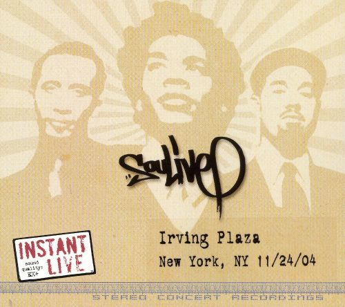 Instant Live: Irving Plaza - New York, NY  11/24/04