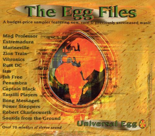 The Egg Files