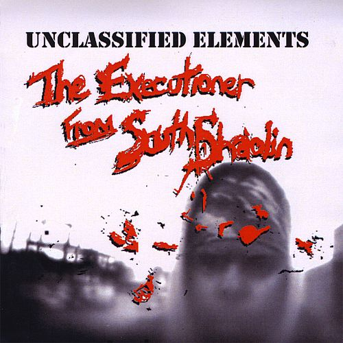 Executioner from South Shaolin