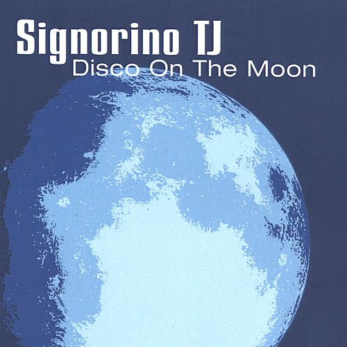 Disco on the Moon