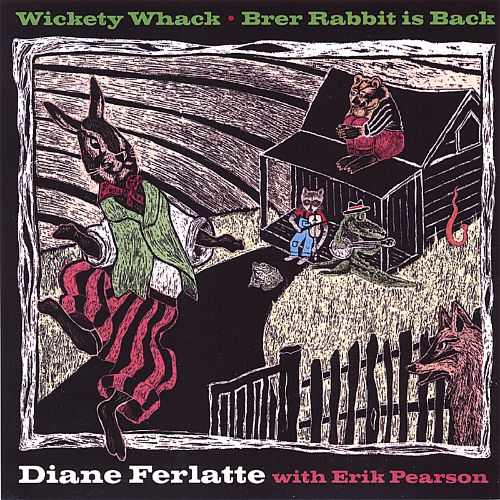Wickety Whack-Brer Rabbit Is Back