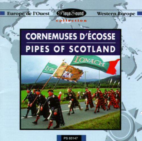 Pipes of Scotland