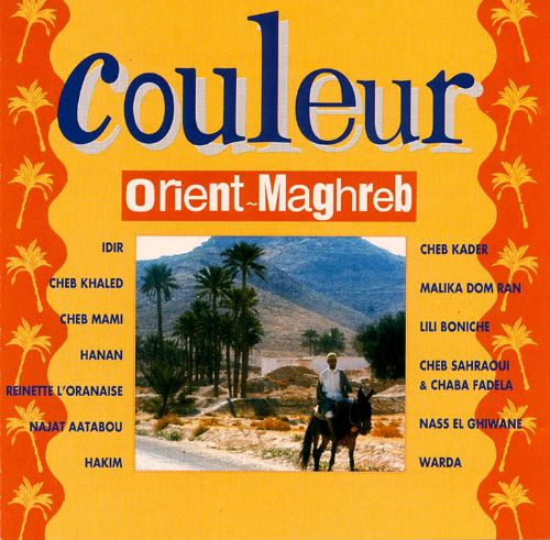 Couleur Orient Maghreb