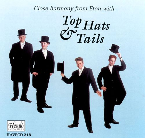 Top Hat and Tails: Close Harmony