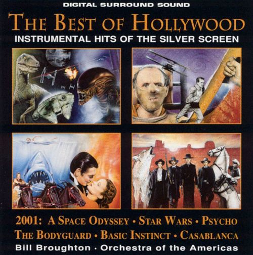 The Best of Hollywood: Instrumental Hits of the Silver Screen [Disc 3]