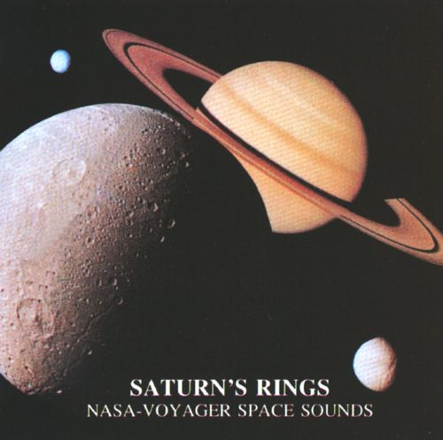 NASA Voyager I & II, Space Sound Recordings: Saturn's Rings