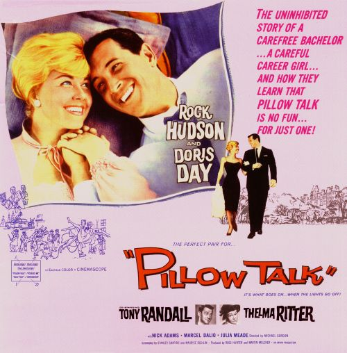 Image result for movie pillow talk