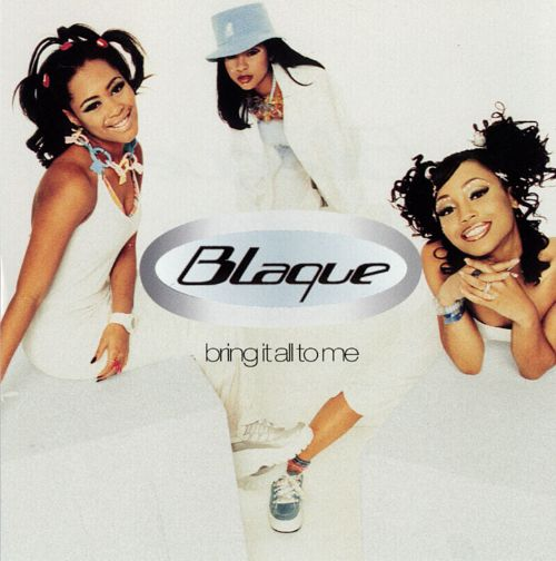 Bring It All to Me [US CD Single]
