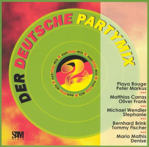 Der Deutsche Party Mix Folge, Vol. 2