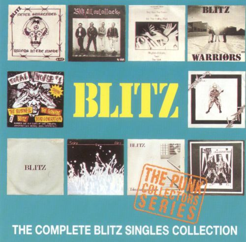 The Complete Blitz Singles Collection