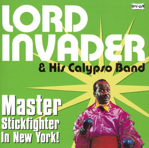 The Master Stick Fighter of New York