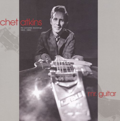 Mr. Guitar: The Complete Recordings 1955-1960