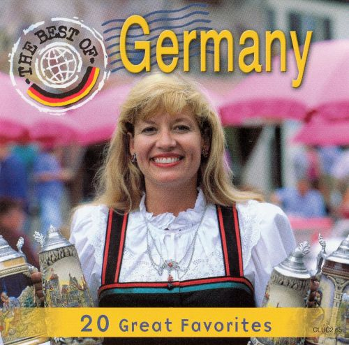 Best of Germany [Madacy #2]