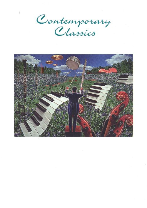 Contemporary Classics [BMG Greeting Card CD]